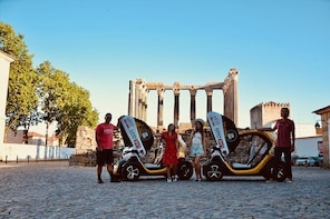 Évora Historic: Enjoy All of the City's Heritage in a 4-Hour Self-Drive Tou...