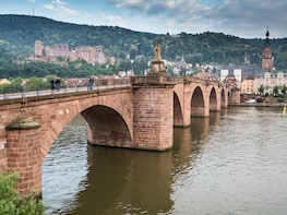 Private Heidelberg Highlights Walking Tour (2h with guide)