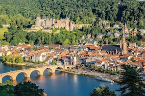 Private Heidelberg Tour incl. Castle (3h with guide)