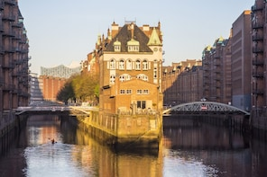 Private Speicherstadt Walking Tour (2h with guide)