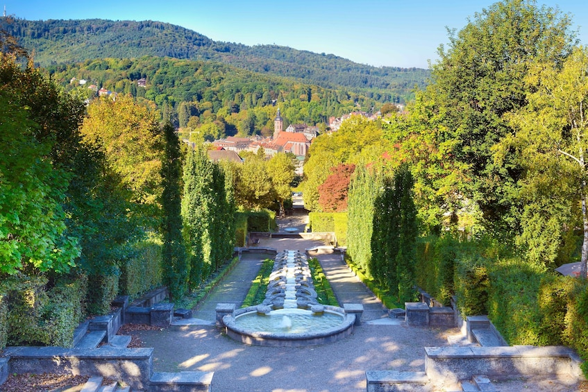 Show item 4 of 4. Panoramic Baden-Baden Walking Tour (2h with guide)