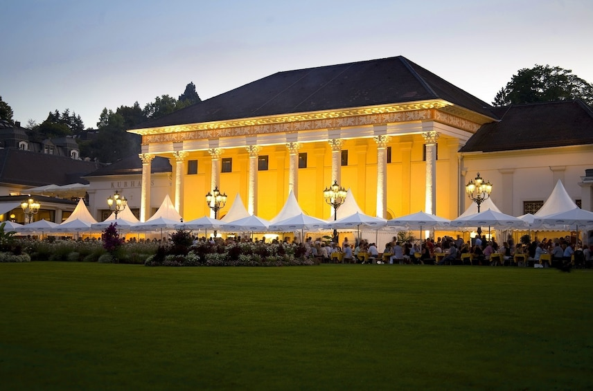 Show item 2 of 4. Panoramic Baden-Baden Walking Tour (2h with guide)