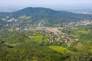 Merkur Mountain Tour & Railway ride (4h with guide)