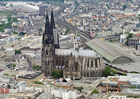 Private Cologne Cathedral Tour (2h with guide)