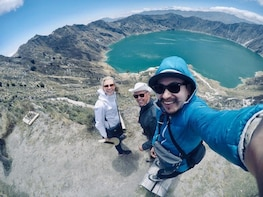 Full-day Private Tour to Quilotoa Lagoon from Quito