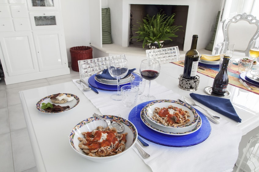 Show item 7 of 7. Dining experience at a Cesarina's home in Manfredonia
