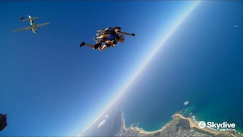 Australia Sydney Skydive Newcastle Winter 19