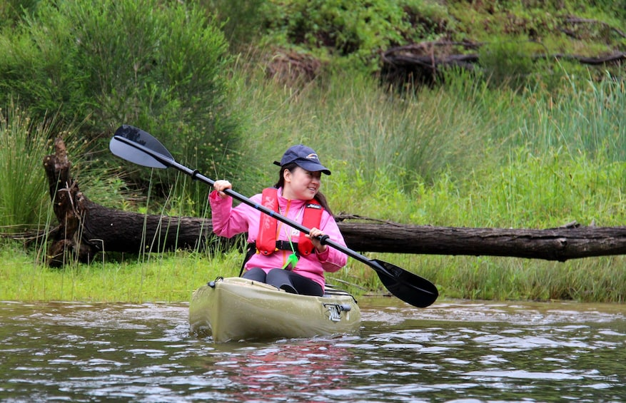 Show item 3 of 6. Guided Small Group river kayak tours