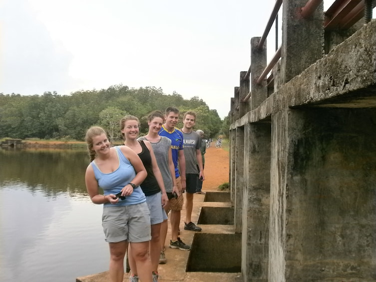 Show item 2 of 10. Half-Day Lagoon and Village Cycling Tour in Galle