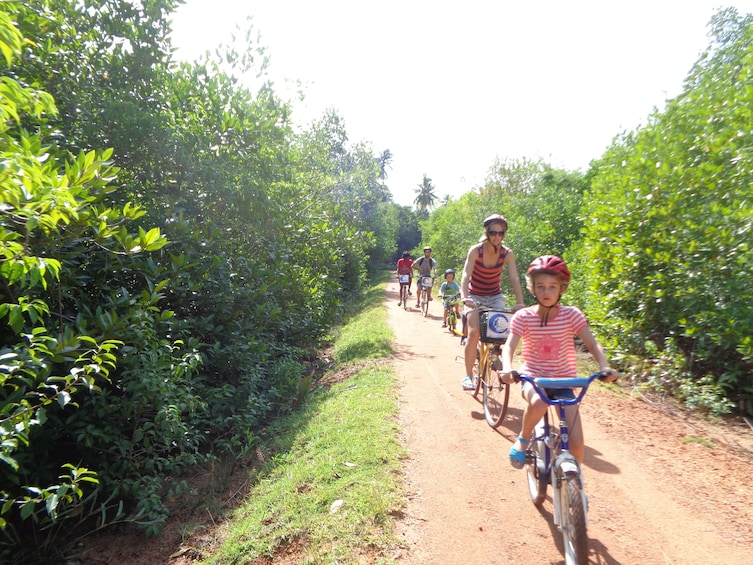 Show item 3 of 10. Half-Day Lagoon and Village Cycling Tour in Galle