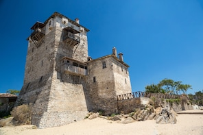 Mount Athos Cruise and Ouranoupoli Visit