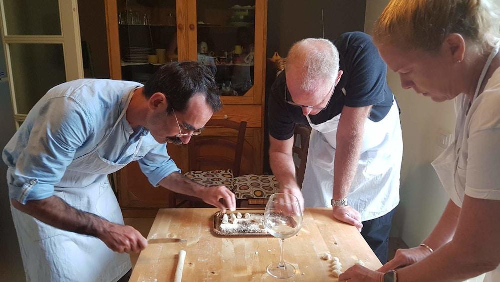 Show item 1 of 8. Cooking Class Cagliari
