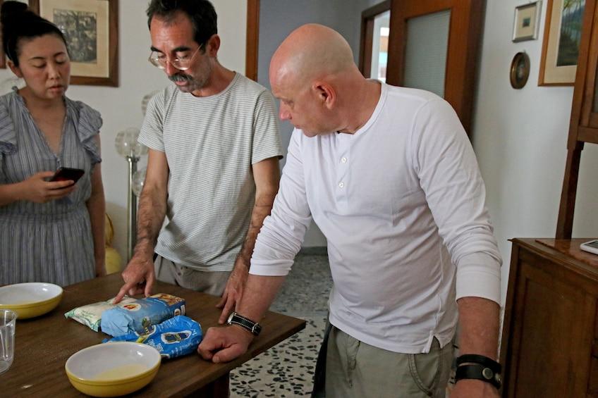 Show item 3 of 8. Cooking Class Cagliari