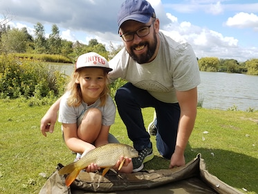 Fishing in London for two people