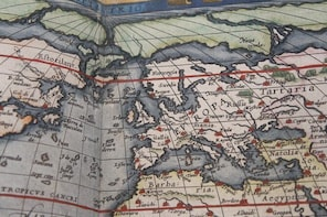 Open Treasure - including Mapping the World