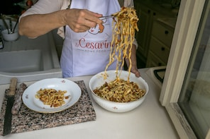 Dining experience at a Cesarina's home in Forlì