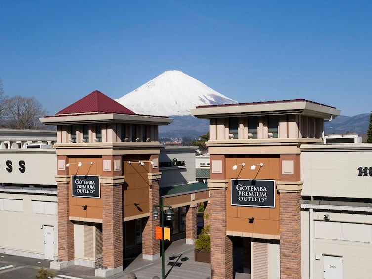 Show item 1 of 5. 12-hour Mt.Fuji & Gotemba to/from Tokyo with Private Car