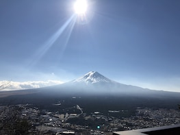 Mt.Fuji&Gotemba from/to Tokyo with Private car by G-driver