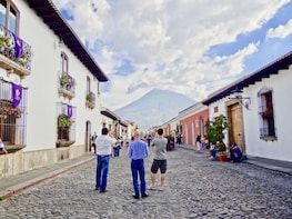Private Full-Day: Colonial tour in Antigua Guatemala
