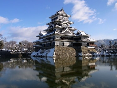 13-hour Matsumoto & M.tFuji to/from Tokyo by Private Car