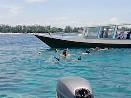 Underwater Wonders Of North Gili