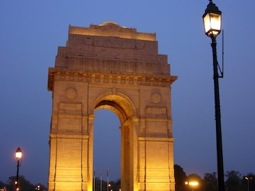 Delhi Night Walk Tour