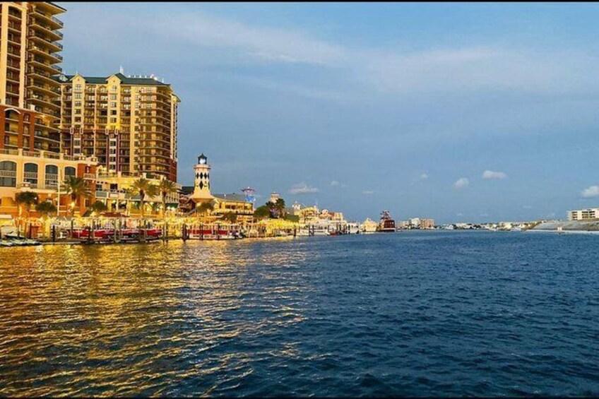 Show item 4 of 6. Tiki Harbor Sightseeing Cruise