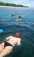 Snorkeling Trip To Secret Island