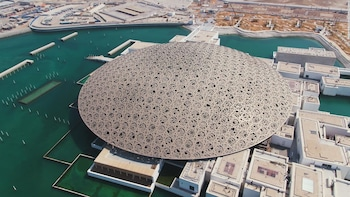 Full Day Abu Dhabi Louvre Museum Tour From Dubai