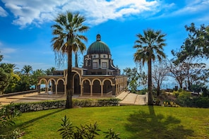 Sea of Galilee, Cana & Mt. of Beatitudes Tour from Tel Aviv