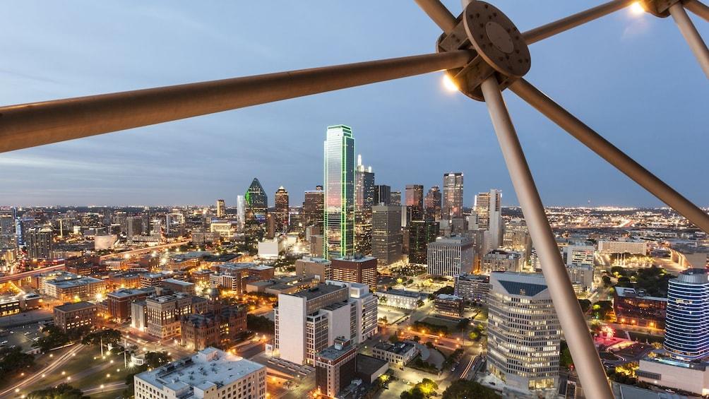 Show item 2 of 10. Best Of Dallas Sightseeing Bus Tour + optional Reunion Tower