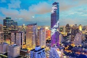 Bangkok King Power MahaNakhon SkyWalk Admission Ticket