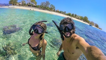 Private Lombok Snorkelling Tour at Gili Rengit & Gili Layar