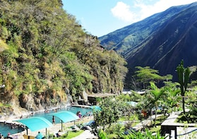 Cocalmayo Hot Springs to Machu Picchu