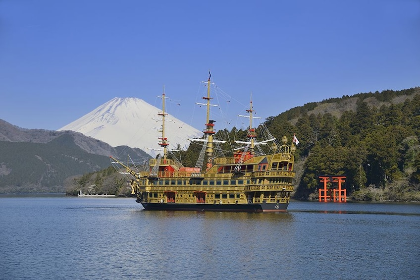 Show item 1 of 10. 1N/2D. Kamakura~Hakone~Mt.Fuji.from/to Tokyo.By Guide-Driver