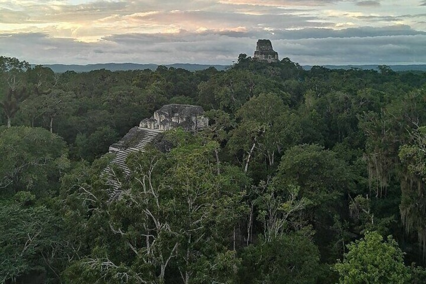 Round-Trip VIP Private Transfer to Tikal from Belize Border