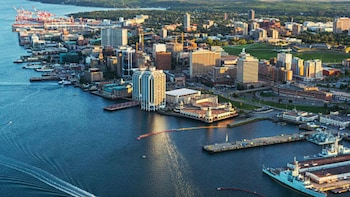 Halifax Shore Excursion: Halifax on Foot