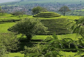 Guachimontones Pyramids Tours From: Guadalajara