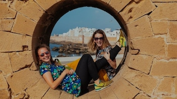 Private Day Trip from Marrakech to Essaouira (Mogador)