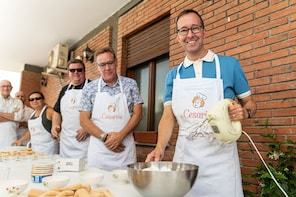 Private cooking class at a local's home in Chieti