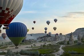 Royal Balloon Flight Include 3 Days Private Cappadocia Tour