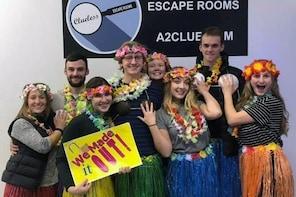 Castaway Island Escape Room