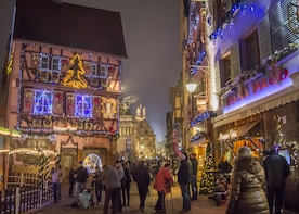 Full Day Alsace Christmas Markets Tour from Strasbourg