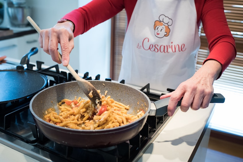Show item 2 of 4. Private cooking class at a Cesarina's home in Rimini