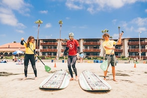 Learn to Stand Up Paddle Board in La Jolla