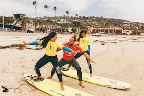 Learn to Surf in La Jolla