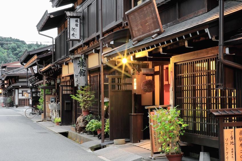 Show item 4 of 5. Day Trip to Shirakawago, Gokayama or Takayama from Kanazawa!
