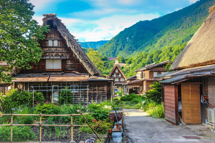 Show item 2 of 5. Day Trip to Shirakawago, Gokayama or Takayama from Kanazawa!