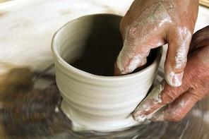 Mino Ware Pottery Making in Tajimi City, Gifu Prefecture
