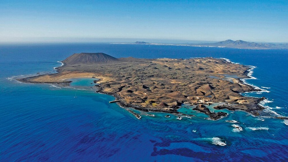 Show item 3 of 6.  Ferry to Lobos Island (Corralejo, Fuerteventura)